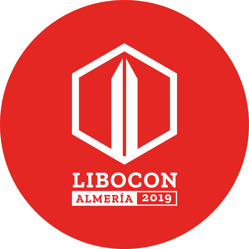 LibreOffice Conference 2019 badge